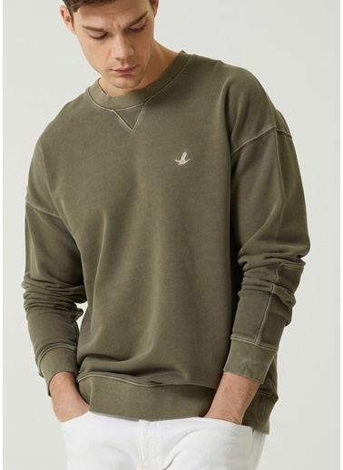 Beymen Club Sweatshirt Haki